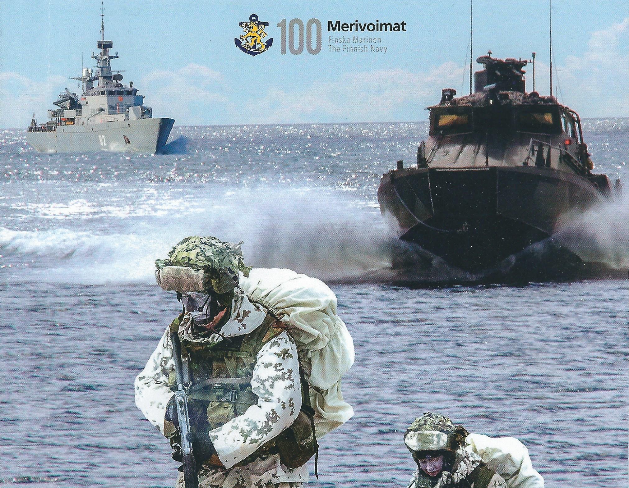 Merivoimat 100 vuotta (RP 3/2018)
