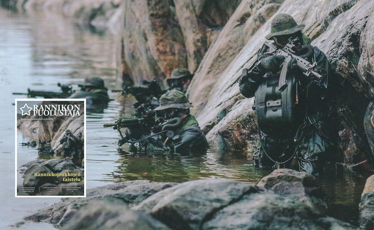 Rannikkojoukkojen taistelu (RP 3/2019)