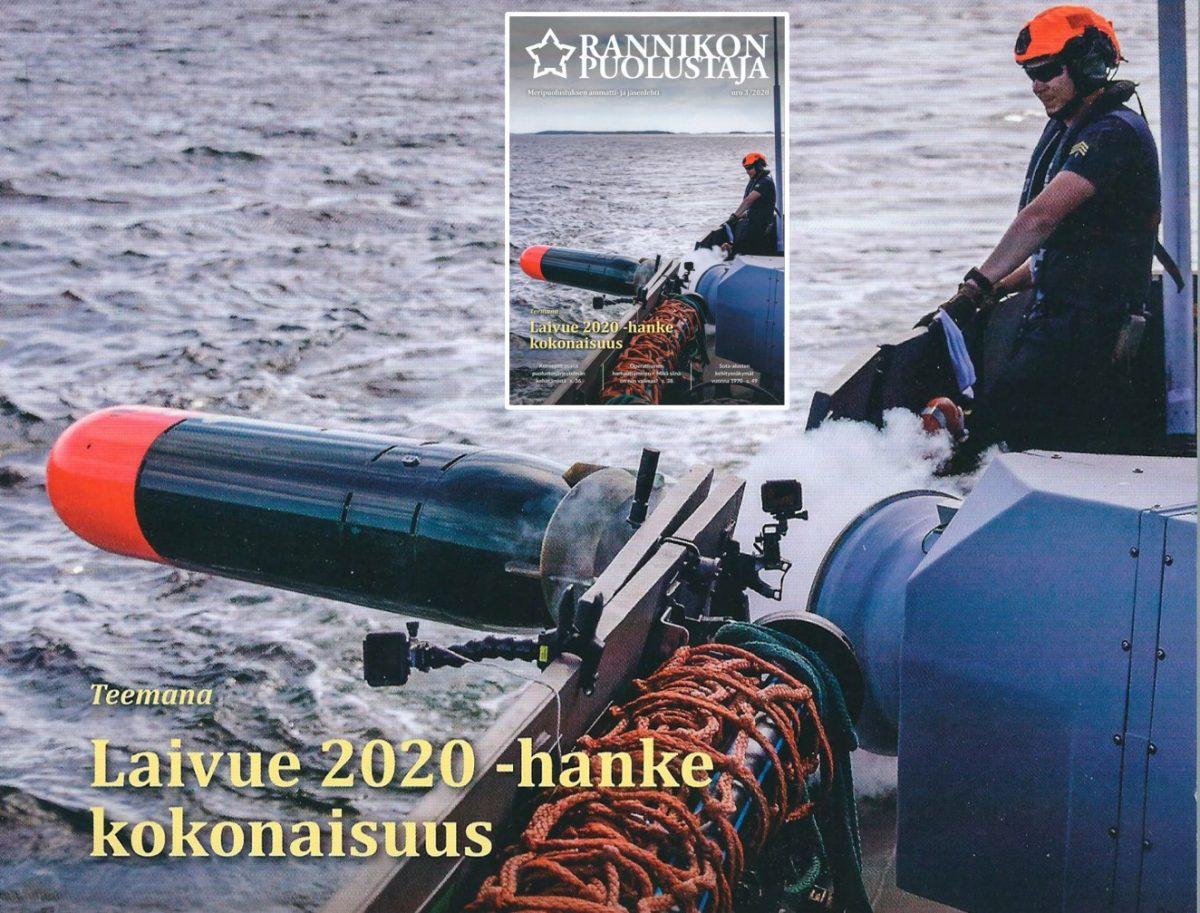 Laivue 2020 hankekokonaisuus (RP 3/2020)